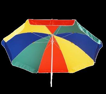 Payung Parasol Pelangi