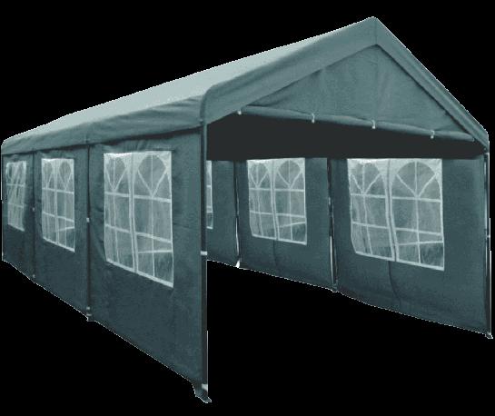 Tenda proyek